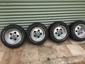 Dragway Indy Mags with brand new tyres. Cooroy Noosa Area Preview