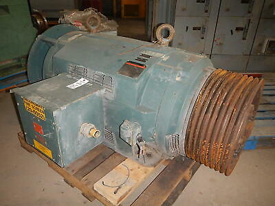 400 Hp Reliance Ac Electric Motor 900 Rpm Fr 5010y Dpbb 2300 V Eok