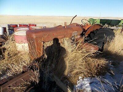 Mccormick Deering Antique Tractor