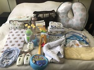 Newborn essentials - new or very gently used!