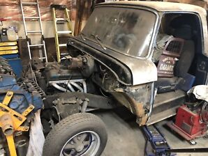 1963 ford F-100 READ ADD BEFORE CONTACTING ME