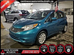 Nissan Versa Note SV 2014 JAMAIS ACCIDENTE FULL LOAD