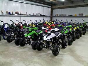 Brand New - 125cc Quad Bike AUTOMATIC Fully Assembled,ready to go Cranebrook Penrith Area Preview