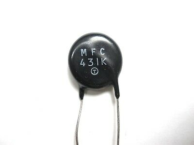Mov Metal Oxide Varistor 275 Volt 20 Amp V275la20amfc14d431kqty 5 Eak1