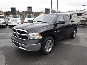 2014 Dodge Ram 1500 Tradesman Crew Cab Short Box 4WD