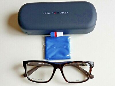 NEW Tommy Hilfiger TH1563 086 00 51mm Dark Havana Optical Eyeglasses Frames