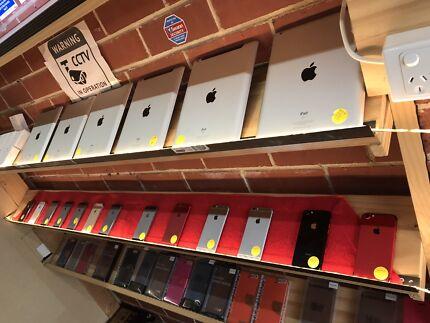 Iphones, iPad,iMac, MacBook from $160  6 MONTHS WARRANTY