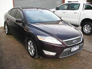 2010 Ford Mondeo Hatchback Ararat Ararat Area Preview