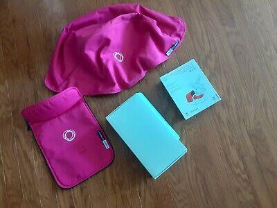 Bugaboo cameleon fabric set pink