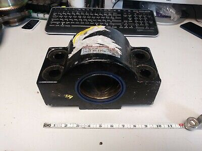 Taylor Forklift I-1-26-3645 Steer Axle Pivot Blk For Taylor And Stackers