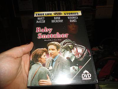 Baby Snatcher Dvd 2006 Nancy Mckeon Veronica Hamel David Duchovny Free Shipping