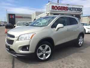 2014 Chevrolet Trax LTZ AWD - LEATHER - SUNROOF - REVERSE CAM