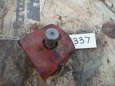 Ih Farmall H M Tractor Cast Dash Starter Button 337