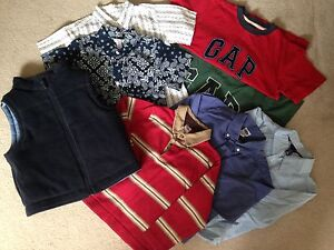 Boy's lot of size 4 clothing - great brands EUC Kitchener / Waterloo Kitchener Area image 1