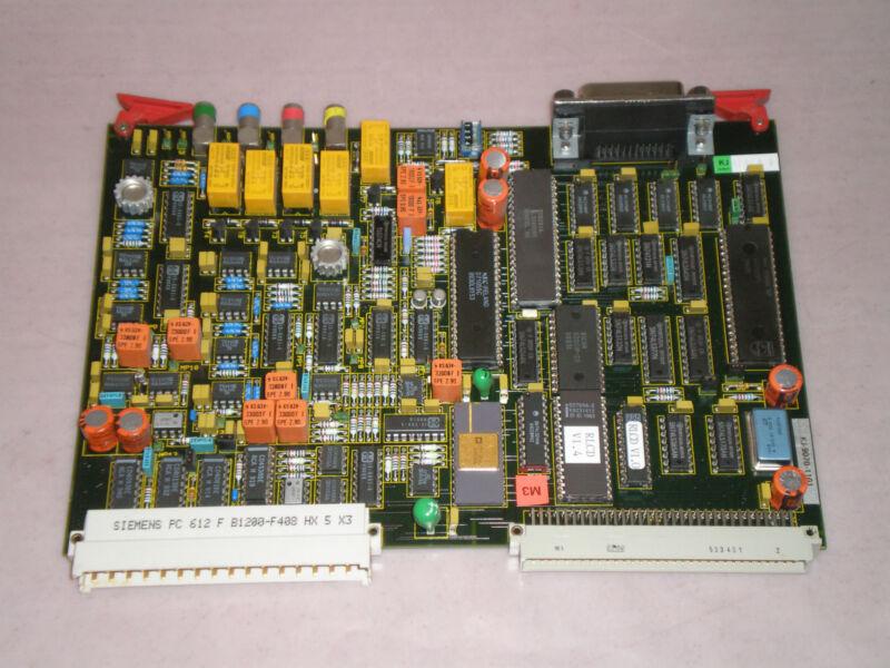 Siemens AG 1710191-Y23-L3 Module PCB Circuit Board 1710191Y23L3 Free Shipping!