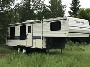 1991 Dutchman 5th Wheel