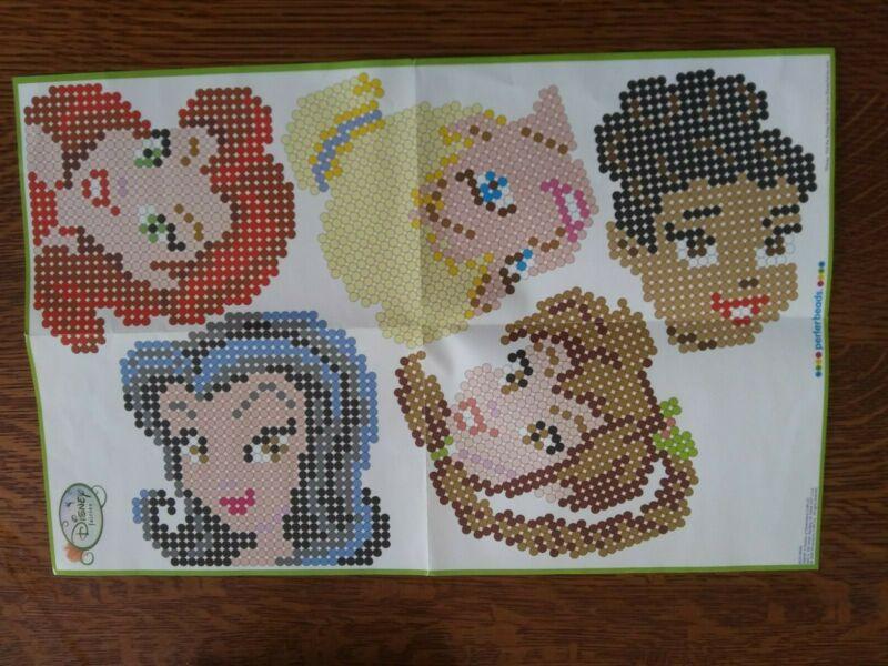 Disney TinkerBell Fairies Set Perler Beads Pattern ONLY