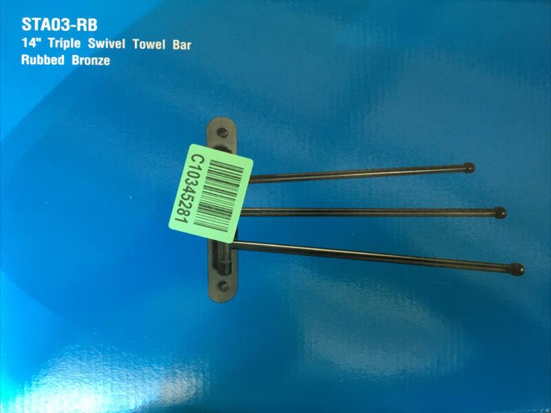 Modona 3-bar Swivel Towel Bar