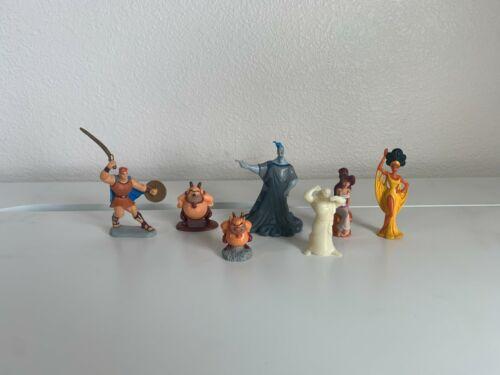 Vintage Disney Hercules Lot Of 7 PVC Figures