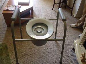 Handicap Toilet Seat