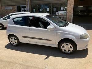 2006 Holden Barina Manual Hatchback Smithfield Parramatta Area Preview