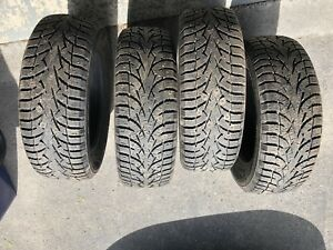 X4 TOYO OBSERVE G3-ICE STUDDED 195 65R15