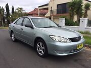 2005 TOYOTA CAMRY 4 -CYL 2.4 REGO TILL 8/2019 Bossley Park Fairfield Area Preview