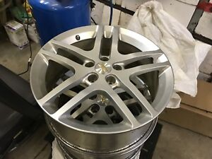 Turbo cobalt rims 18""