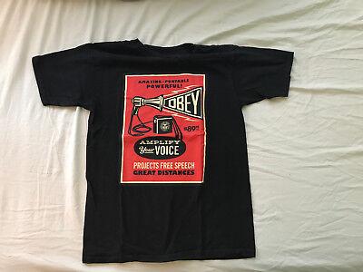 Obey T-Shirt Gr. M gebraucht kaufen  Versand nach Austria