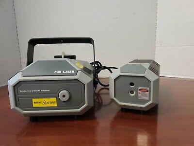 Mini Fog And Laser Machine c-x](Mini Fog Machine)