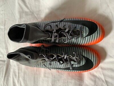 Nike CR7 Mercurial Superfly V FG - Football Sock Boots - UK Size 9