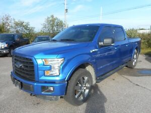 """2016 Ford F-150 4WD SuperCrew 157"""" X"""