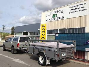 """Outback Camper """" Karinya Walk-Up""""  WA Made and Assembled Maddington Gosnells Area Preview"""