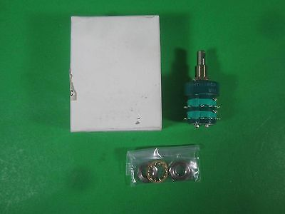 Electroswitch Rotary Selector Switch -- M5d0406s-a -- New