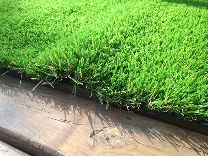 Synthetic Lawn - Premium
