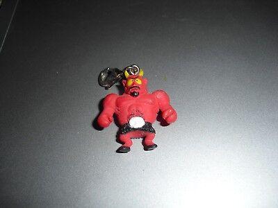 satan south park zipper pull kidrobot series 1 figure toy keychain chase rare (South Park Satan)