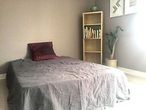 Furnished Master Bedroom - quiet clean townhome