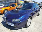 2002 Alfa Romeo 147 Hatch Selespeed 173kms (Drives Well) Wangara Wanneroo Area Preview