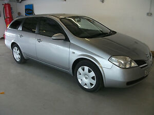 Nissan Primera 1.8 S 5 door Estate