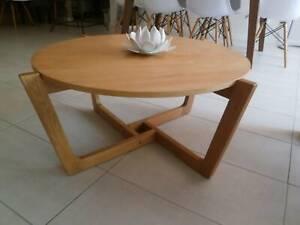 "Natural Oak ""Monteray"" coffee tables -$122 each"