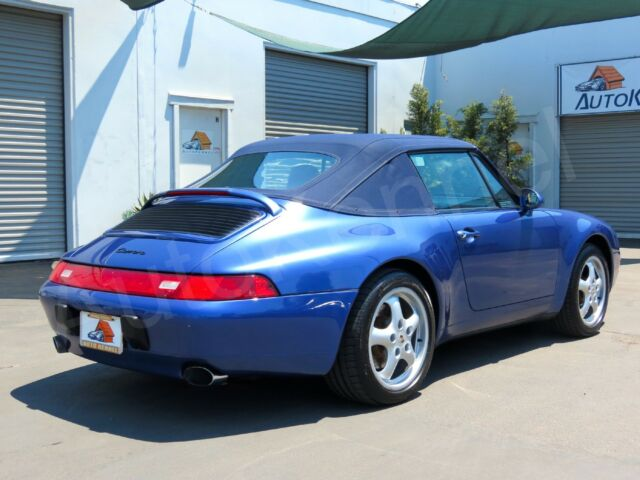 Image 1 of Porsche: 911 993 6-Speed…