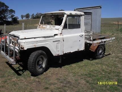 1974 Nissan Patrol  G60 4x4