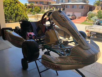 Tony Kart Racer 401 Go Kart  Coogee Cockburn Area Preview