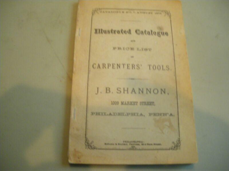 1873 CARPENTERS