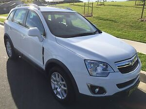2013 HOLDEN CAPTIVA TURBO DIESEL, LOW KM, FULL SERVICE HISTORY Seven Hills Blacktown Area Preview
