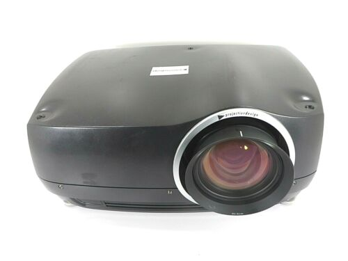 Projectiondesign FL32 WUXGA Model GP3 LED Projector w/ EN13 Wide Zoom Lens