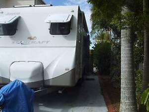 2013 Jayco Starcraft Caravan - Excellent Condition Cornubia Logan Area Preview