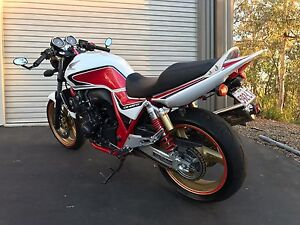 Honda CB400 Super Four Indooroopilly Brisbane South West Preview
