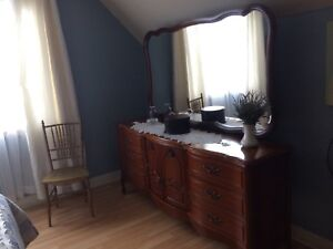 Bedroom set - French Provincial