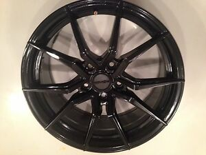 Holden 18 x 8 inch rims Pcd 5x120 suit commodore as new condition Adamstown Newcastle Area Preview